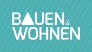 Digitalisierung, Logo BAUEN & WOHNEN, Installateur